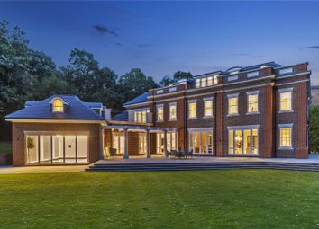 Pipers End, Virginia Water, Surrey GU25. 6 bed detached house for sale