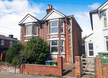 Thumbnail 2 bed semi-detached house for sale in Weston Grove Road, Southampton