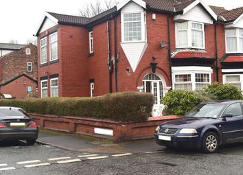 Thumbnail 3 bed semi-detached house for sale in Richmond Avenue, Manchester