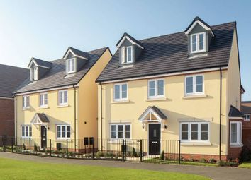 """Thumbnail 4 bed detached house for sale in """"The Chichester Oatfield"""" at Sheerwater Way, Chichester"""