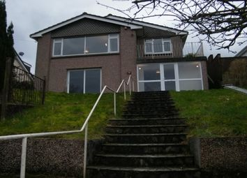 Thumbnail 4 bed detached house to rent in Wembury Road, Elburton, Plymouth