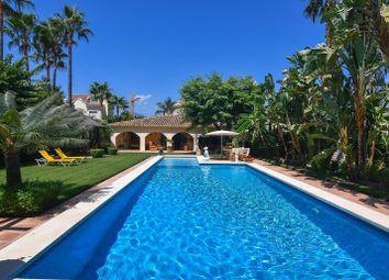 Thumbnail 3 bed villa for sale in La Pepina, Puerto Banus, Marbella
