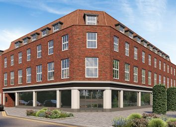Thumbnail 1 bed flat for sale in Theodores Place, Stonehills, Welwyn Garden City