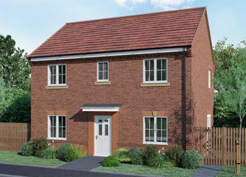"""Thumbnail 4 bed detached house for sale in """"The Buchan Da"""" at Ambridge Way, Seaton Delaval, Whitley Bay"""