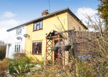 Thumbnail 3 bed semi-detached house to rent in West Road, Sawbridgeworth