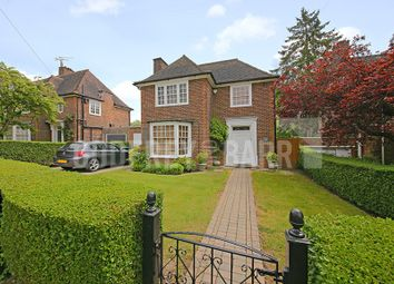 Thumbnail 4 bed detached house for sale in Gurney Drive, London