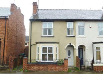 Thumbnail 3 bed semi-detached house for sale in Allcroft Street, Mansfield Woodhouse, Mansfield