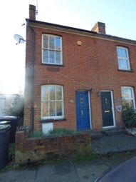 Thumbnail 2 bed end terrace house to rent in Bedford Road, Aspley Guise