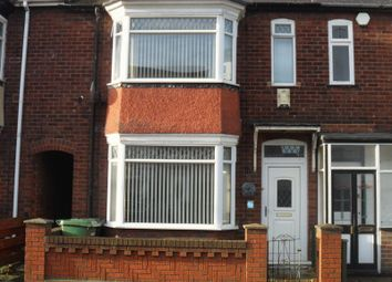 Thumbnail 3 bed terraced house to rent in Whitfield Drive, Hartlepool