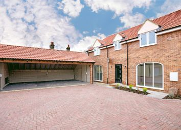 Thumbnail 4 bed semi-detached house for sale in Swan Court, High Street, Offord Cluny, St. Neots
