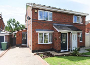 Thumbnail 2 bed semi-detached house to rent in Melling Way, Winstanley, Wigan