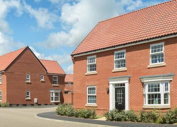 "Thumbnail 4 bed detached house for sale in ""Avondale"" at Shipton Road, Skelton, York"