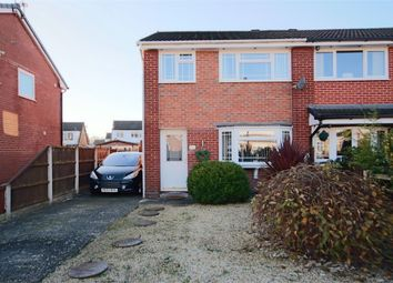 Thumbnail 3 bed semi-detached house for sale in Dunster Close, Platt Bridge, Platt Bridge, Lancashire