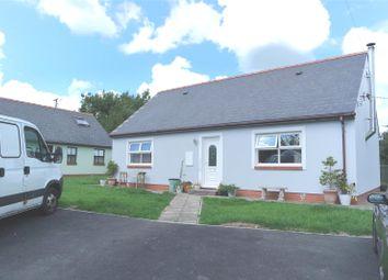 Thumbnail 4 bed detached bungalow for sale in Lamborough Crescent, Clarbeston Road, Pembrokeshire