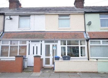 Thumbnail 2 bedroom terraced house for sale in Harold Avenue, Blackpool