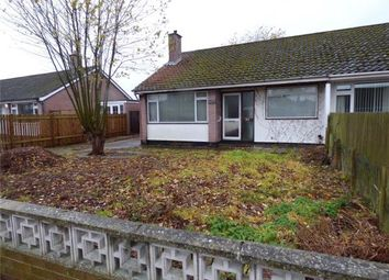 Thumbnail 2 bed semi-detached bungalow for sale in Low Moorlands, Dalston, Carlisle