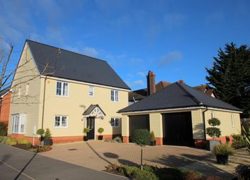 4 bed detached house for sale in Sealion Approach, Stanway, Colchester CO3
