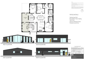 Thumbnail Barn conversion for sale in Barn Conversion, Back Lane, Blaxton, Doncaster, South Yorkshire