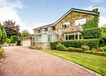 Thumbnail 4 bed detached house for sale in Cowcliffe Hill Road, Fixby, Huddersfield, West Yorkshire