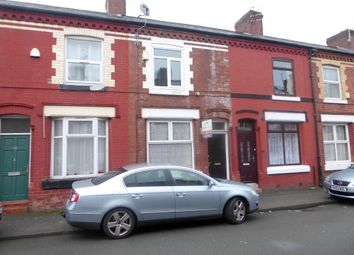 Thumbnail 2 bed terraced house for sale in Newlyn Street, Manchester