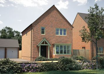 """Thumbnail 3 bedroom detached house for sale in """"The Yarkhill"""" at Bretch Hill, Banbury"""
