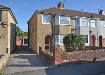 Thumbnail 3 bed terraced house for sale in Bay-Fronted House, Nash Grove, Newport
