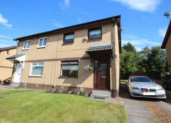 Thumbnail 3 bed semi-detached house for sale in Queensby Road, Baillieston, Glasgow, Lanarkshire