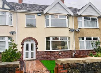 Thumbnail 3 bed terraced house for sale in Kingsway, St George, Bristol