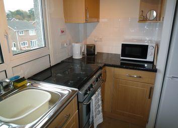 Thumbnail 1 bedroom flat to rent in Garden Walk, West Green, Crawley