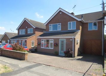 Thumbnail Detached house for sale in Field Rise, Littleover, Derby