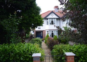 Thumbnail 3 bed semi-detached house for sale in Rheidol Road, Penparcau, Aberystwyth