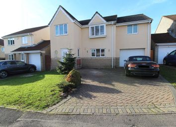 Thumbnail 5 bed detached house for sale in Cooks Close, Bradley Stoke, Bristol