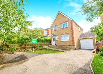 Thumbnail 3 bed detached house for sale in Fedw Wood, Chepstow