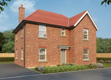 Thumbnail 4 bed detached house for sale in Beckets Rise, Worting Road, Basingstoke, Hampshire