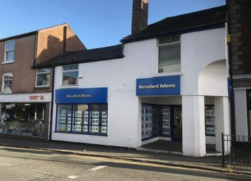 Thumbnail Commercial property for sale in 1A Chester Street, The Cross, Mold