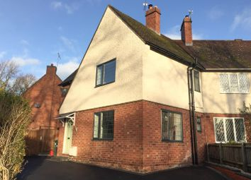Thumbnail 3 bed semi-detached house for sale in St. Laurence Avenue, Warwick