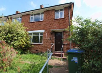 Thumbnail 3 bedroom semi-detached house for sale in Broadlands Road, Southampton