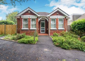 Thumbnail 3 bed detached bungalow for sale in Station Road, Southampton