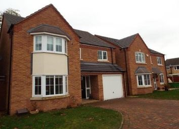 Thumbnail 4 bed property to rent in Eaton Croft, Rugeley