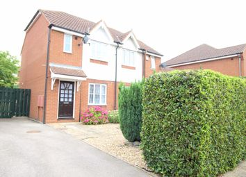Thumbnail 2 bedroom property to rent in Brill Place, Bradwell Common, Milton Keynes