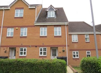 Thumbnail 3 bed terraced house for sale in Wisteria Way, Bermuda Park, Nuneaton