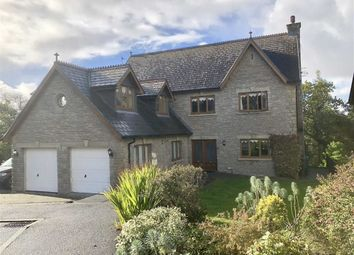 Thumbnail 6 bed detached house for sale in Glyn Y Swisdir, Swiss Valley, Llanelli