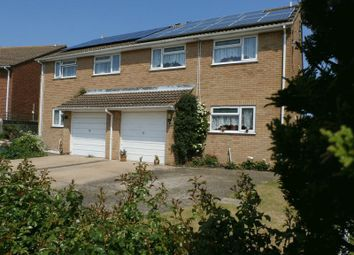 Thumbnail 4 bed semi-detached house for sale in Playing Fields, Poulders Gardens, Sandwich