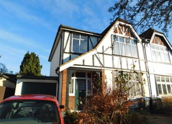 Thumbnail 3 bed semi-detached house for sale in The Mall, Surbiton