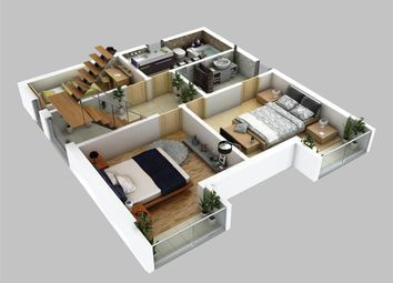 Thumbnail 3 bedroom detached house for sale in Inglewood Park, Ventnor, Isle Of Wight