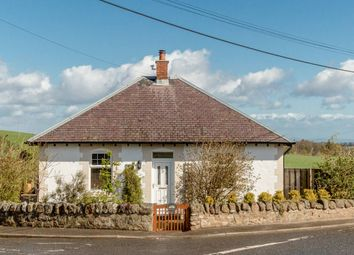 Thumbnail 3 bed cottage for sale in Crossroads Cottage, Gourlaw, Rosewell