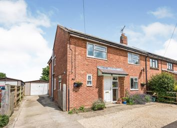 4 bed semi-detached house for sale in Millfield Avenue, Marsh Gibbon, Bicester OX27