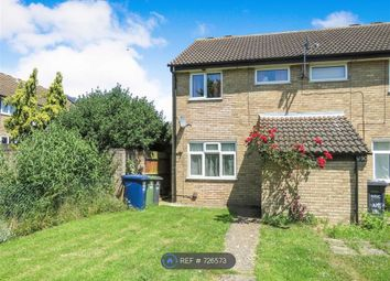 Thumbnail 3 bed end terrace house to rent in Ramsey Road, St. Ives