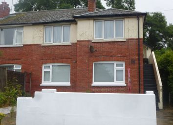 Thumbnail 2 bed flat for sale in Fortescue Road, Parkstone, Poole
