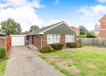 Thumbnail 2 bed detached bungalow for sale in Woolner Road, Clacton-On-Sea